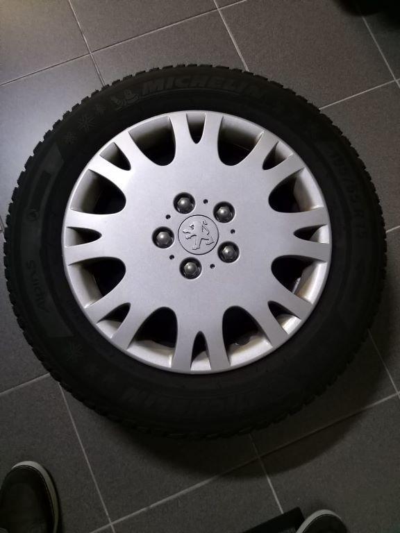 Winterbanden set (4) Michelin