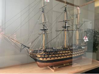 Prachtig model van HMS Victory