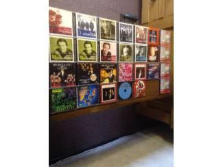 CD muziek 21 stuks van bekende zangers (253 LIEDJES)keuze t.e.m