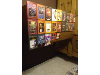 DVD,s films zoals alle genres ,Actie, Avontuur, Familiefilms,enz.
