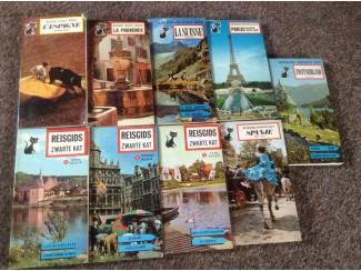 REIS Gidsen van verschillende steden, Europa en in de wereld