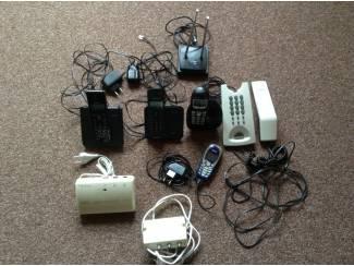 Telefoons,gsm,amplifier;modem voor meerdere telefoons a/t sluiten