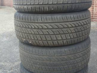 Autobanden 17''Inch Originele Skoda Kodiaq Karoq Velgen en Banden