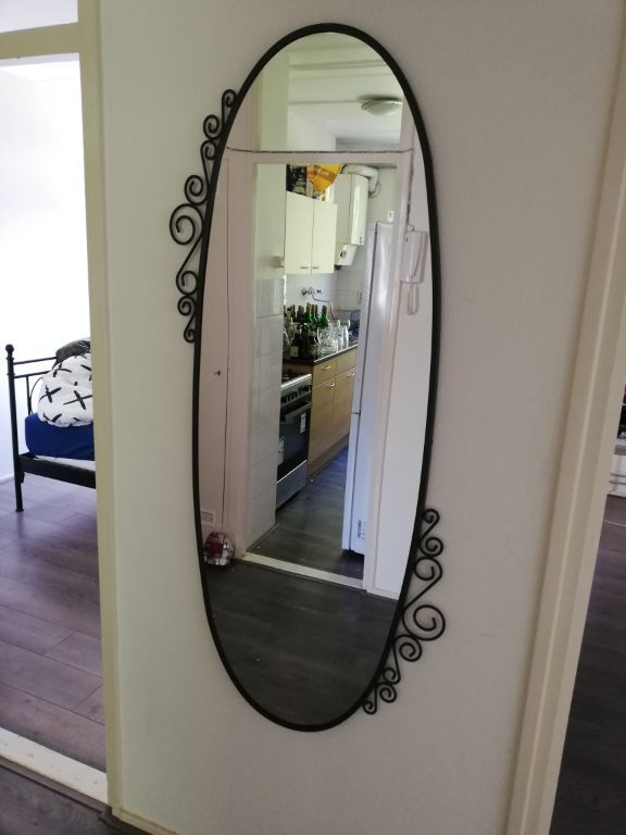 Sierlijke spiegel