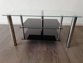 Kasten | Tv-meubels en Computermeubels Tv meubel glas zwart