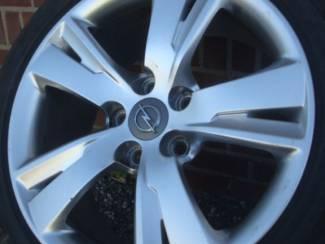 Autobanden 18''Inch Originele Velgen Voor Opel Insignia 5x120