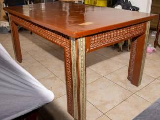 Meubels | Tafels Arabische Eettafel Arabesque uit Egypte