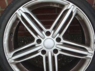 18''Inch RS6 Audi A3 A4 VW Golf Passat Skoda 5x112