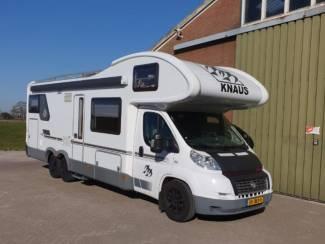 Knaus Sun Traveller 800 DG Exclusive Camper Bj.'10 In.NW.Staa