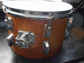tom van 12 inch pearl naturel houten ketel 22cm hoog