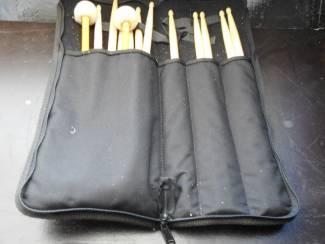 BALBEX tas met drumsticks