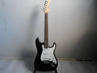 electrische gitaar van C.GIANT speelt goed beginnersgitaar