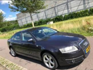 Auto's Audi A6 2.0 TDI 103KW 2005 Grijs