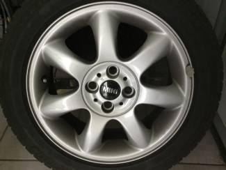 Mini r56/r57 16 inch wielen