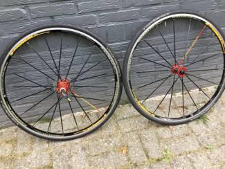 Zeer mooie Mavic Ksyrium SL wielen