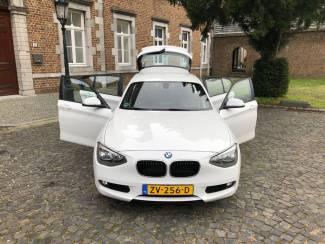 BMW 116i EfficientDynamics F20 136 PK wit 2012