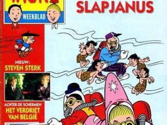 Suske en Wiske weekblad 5 - 1993