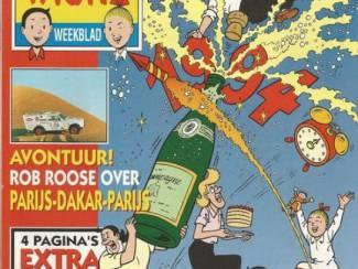 Suske en Wiske weekblad 1 - 1994