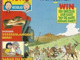 Suske en Wiske weekblad 4 - 1994
