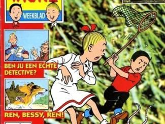 Suske en Wiske weekblad 6 - 1994