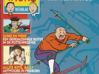 Suske en Wiske weekblad 7 - 1994