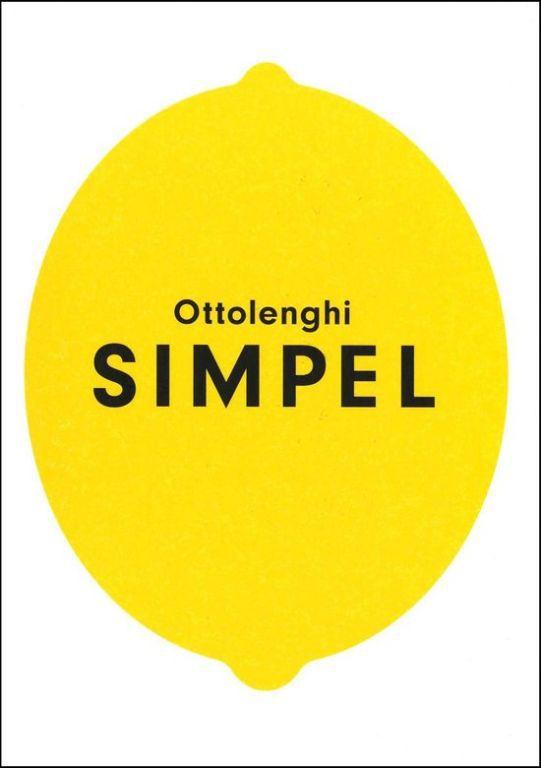 Simpel - Yotam Ottolenghi - Hardcover