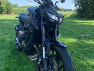 Yamaha MT09  Black ABS  02/2019