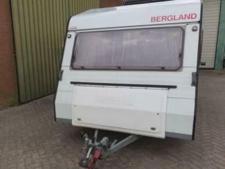 Caravans | Overige Merken BERGLAND MONT BLANC 3.95 MKT Bj 2000 IN.NW.ST. 1e Eigenaar