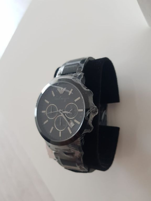 Armani horloge nieuw