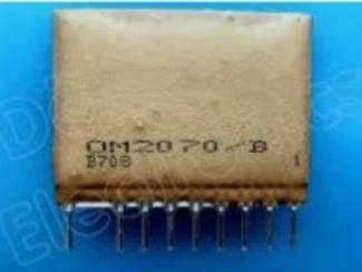 Antenne versterker om 2070 inbouw module
