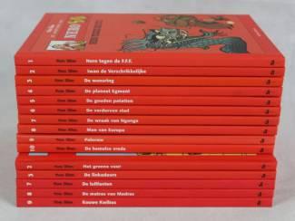 17 Stripboeken HC en 6 Stripboeken SC Mark Sleen