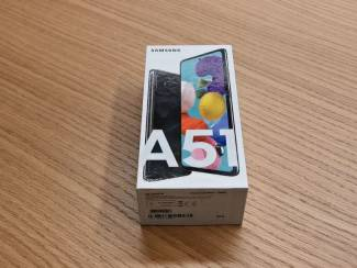 Samsung Galaxy A51 128GB Te koop (zwart)