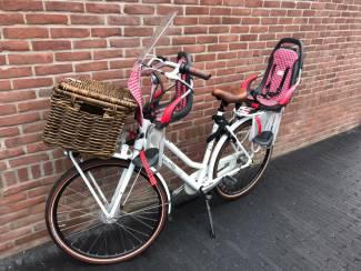 Complete set Qibbel fiets zitjes