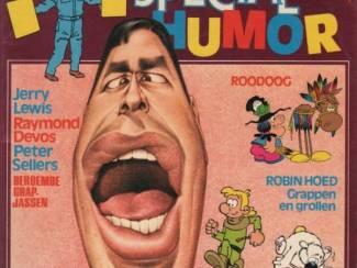 Super Kuifje 4 - Humor