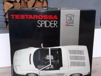 Ferrari Testarossa Spider Pocher Rivarossi K52 1/8 ongebruikt