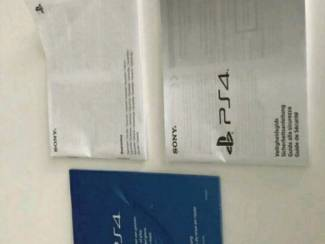 Playstation 4 1TB + duoshock controller