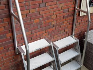 rvs trappen