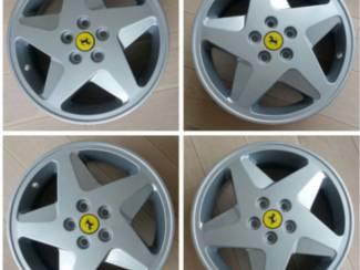 Ferrari 348 Velgen Velgenset 17 inch set, SL 430 Speedline