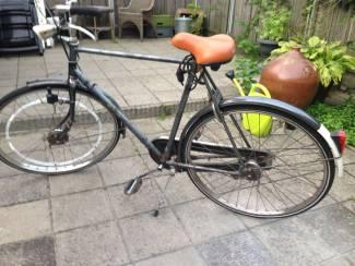 Heren fiets oud