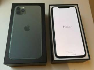 Ruilen: Apple iPhone 11 Pro Max - 256 Go - Vert minuit (debloque)
