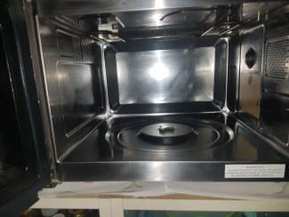 Keuken | Bestek Combinmagnetron