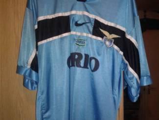 Voetbal T shirt lazio roma en olympic lion