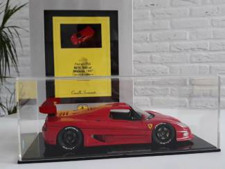 Ferrari F50 BPR TESTCAR MODENA 1997 CS98021 BPR 150 pieces