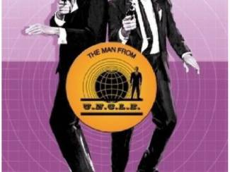 Dvd's   Actie The man from Uncle