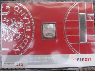 postzegelmapje postfris M251 - 2001