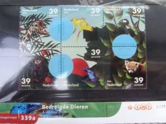 postzegelmapjes postfris M339a en M339b - 2006