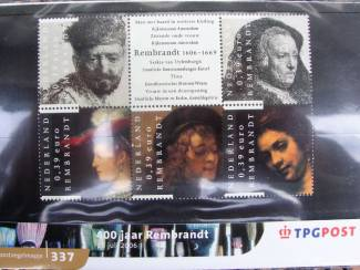 postzegelmapje postfris M337 - 2006