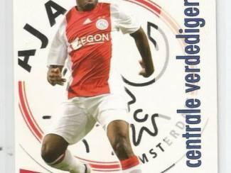 Spelerskaart Ajax - Vurnon Anita 2008