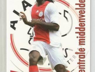 Spelerskaart Ajax - Evander Sno 2008