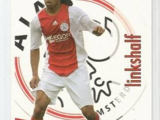 Spelerskaart Ajax - Urby Emanuelson 2008